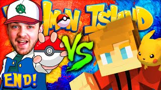 """Minecraft PIXELMON ISLAND - GRAND FINALS! - """"Ali-A vs LACHLAN!"""""""
