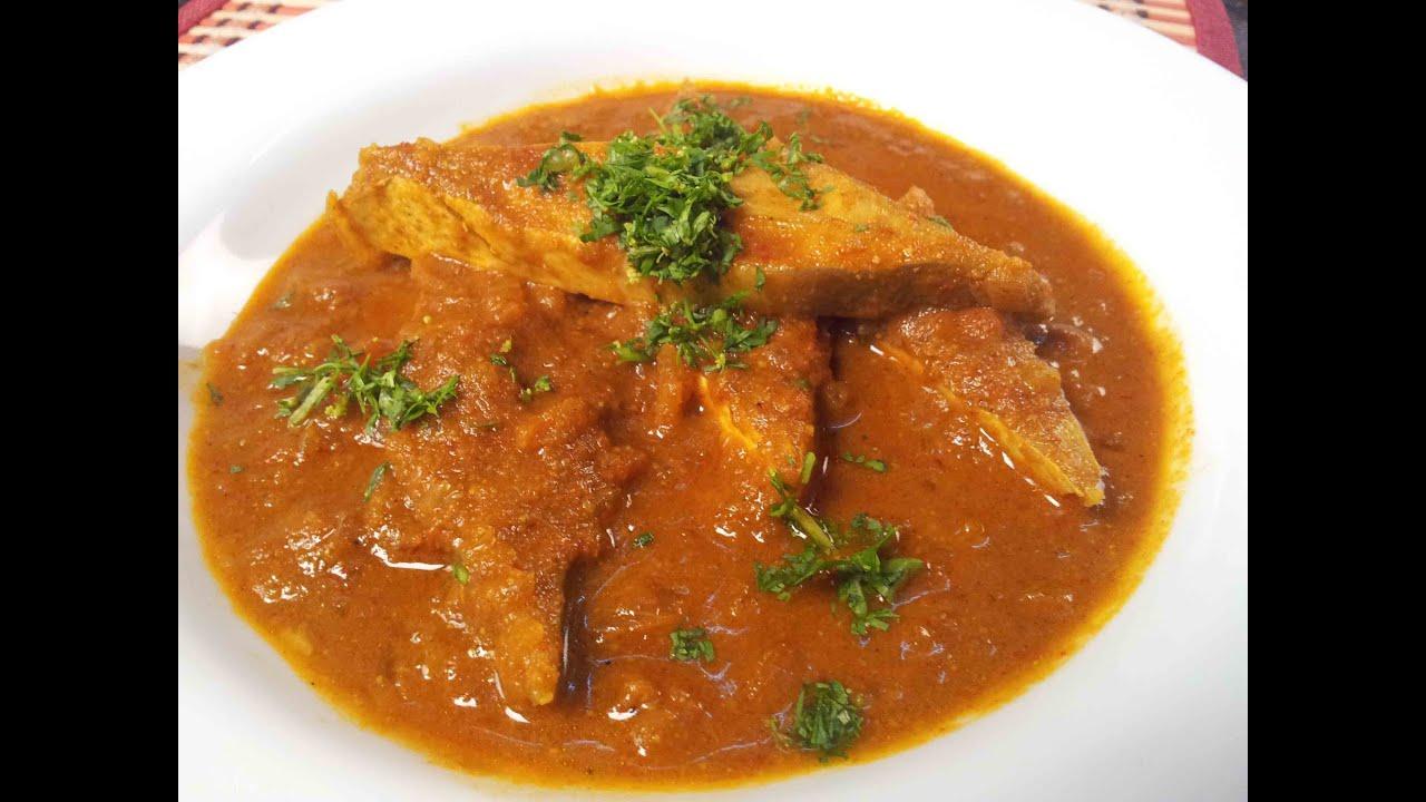 Goan Fish Curry - YouTube