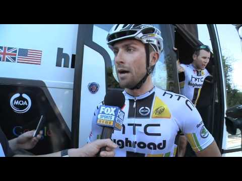 Bernhard Eisel - 2011 Tour de France stage 1