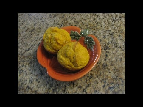 Pumpkin, Yogurt and Honey Muffins - Lynn's Recipes