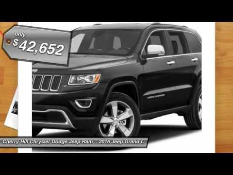 2016 Jeep Grand Cherokee Cherry Hill NJ 311960A