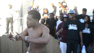 Webbie Video - LIL' BOOSIE & WEBBIE RAW 3WARD VIDEO 2014 (SHOW THE WORLD)