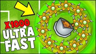 1000 TIMES FASTER THAN THE HUMAN EYE CAN SEE // Bloons TD Battles Hack/Mod (BTD Battles)