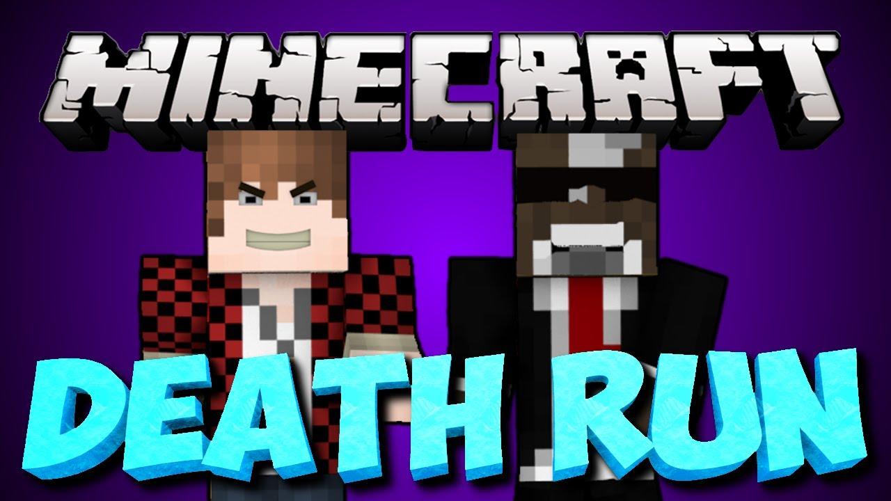 Minecraft DEATH RUN  2 w  The Camping Rusher Skin