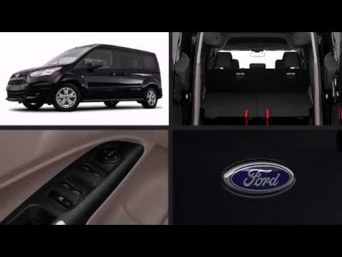 2015 Ford Transit Connect Video