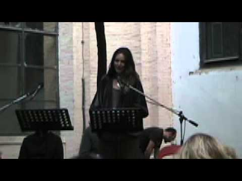 English and Italian reading of SISTER STOP BREATHING @ Casa delle Letterature with Cecilia Dazzi