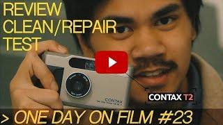ODOF #22 | CONTAX T2 (Full Review/Repair/Test)