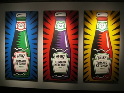 Visit Pittsburgh Andy Warhol-Heinz Museums Techno Light ...
