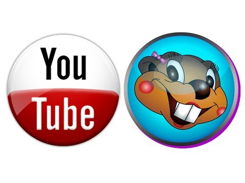 Busy Beavers DVD Party! - YouTube Sampler Kids Toddler English...