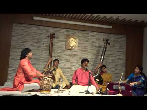 An Evening Of Hindustani Classical Vocal Music By Mr. Kumar Mardur From India At Igcc, Gulshan video