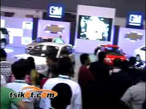 2nd Philippine International Motor Show 2008 - GENERAL MOTORS (by tsikot)