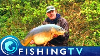 Ian Chilly Chillcott Catches A 40lb 5oz Mirror Carp - Fishing TV