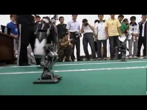 Robot Olympic Games