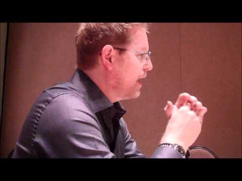 JOHN CARTER: Director Andrew Stanton Interview Pt.1