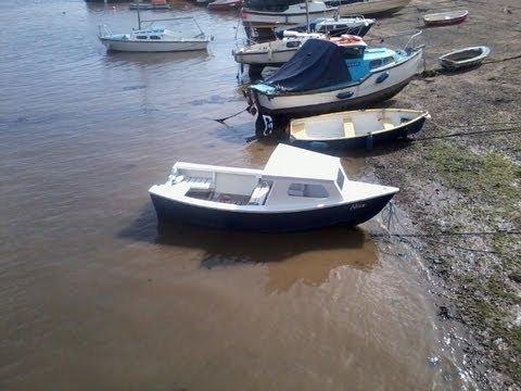 лодка гулянка из фанеры