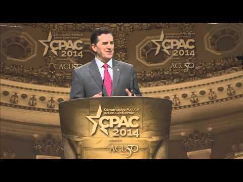 CPAC 2014 - The Hon. Jim DeMint, The Heritage Foundation
