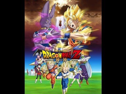 Dragon ball Z: La batalla de los dioses ¿Fue buena pelicula?