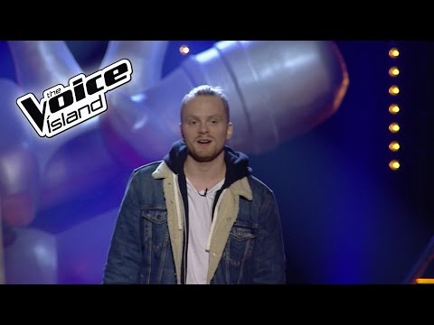 Tómas Helgi Wehmeier - Can't Go On Without You | The Voice Iceland 2016 | The Blind Auditions