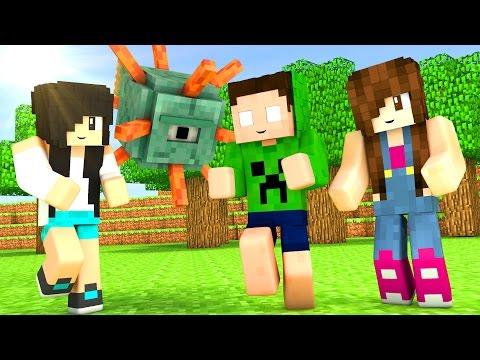 Minecraft Minigames - CONSTRUA RÁPIDO COM SPOK thumbnail