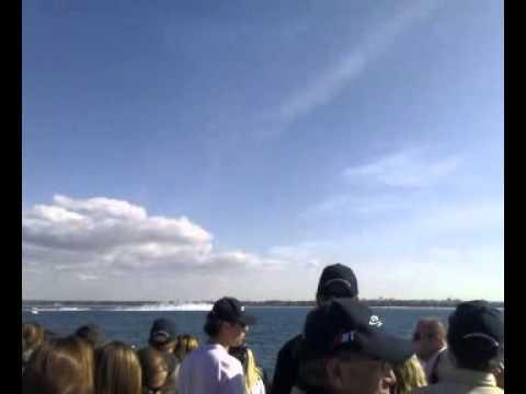 Maritimo Offshore racing in Sydney