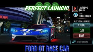Racing Rivals Ford GT Race Car Perfect Launch Tutorial