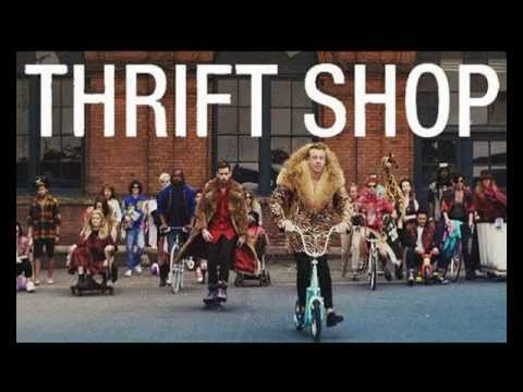 Macklemore - Thift Shop (psychic Type Remix) video