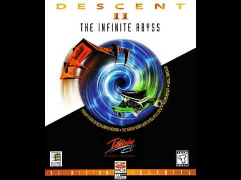 Descent II: the Infinite Abyss Redbook Soundtrack - Track 02, Cold Reality (Extended)