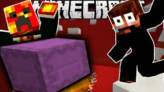WHEN 2 NOOBS PLAY MINECRAFT TOGETHER (Minecraft Shulkerbox Parkour w/PrestonPlayz)