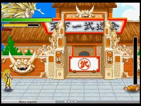 Dragon Ball Fierce Fighting v 1.7 Hack Kamehameha Part 2