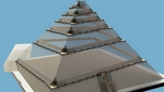 LEXXTEX - 293 - THE HIDDEN SECRET OF THE GREAT PYRAMIDS CONSTRUCTION UNCOVERED