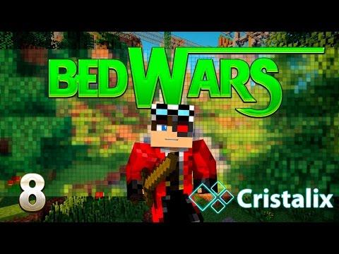 Bed Wars Cristalix часть 8 ИЗИ