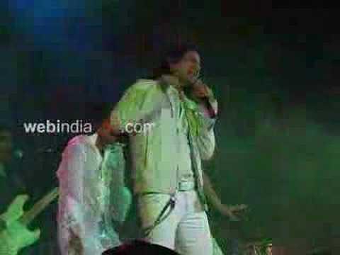 Shaan singing Jab se tere naina from Saawariya.