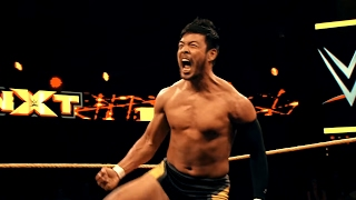 Hideo Itami returns to action tonight on WWE NXT