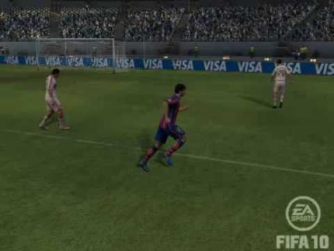 Fifa 10 Demo Goal