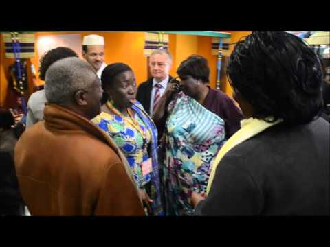 Ghana Tourism @ 50th ITB Berlin 2016