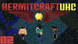 HermitCraft UHC S01E02: All The Diamonds!!!