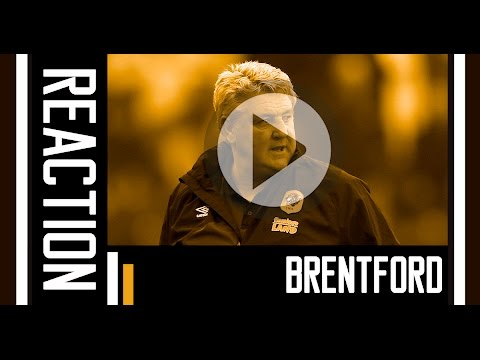 The Tigers v Brentford | Reaction With Steve Bruce | 26th April 2016