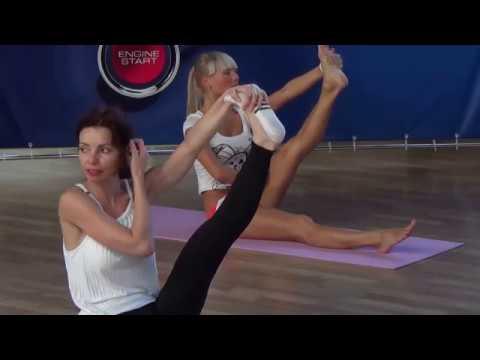 БОДИФЛЕКС урок 10 из 49-ти | Растяжка! Гибкость! Суставная гимнастика!