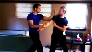 Jeet Kune Do Trapping and Chi Sao Training I JKD Training Motivation