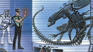 General Spears' Xenomorph Experiments - Accounts of the Earth War