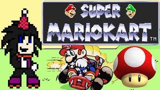 Super Mario Kart Playthrough - Episode 1 - Mushroom Cup