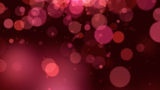 Download Lagu 4k video red bokeh particles background HD Gratis STAFABAND