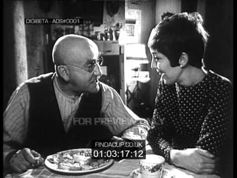 ADS#0001 Findus Fish Fingers (Alf Garnett - Warren Mitchell - Una Stubbs)