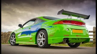 Prices and power of 8 Favorite Fast and Furious Cars