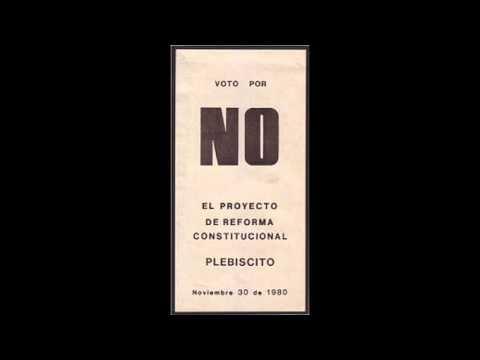 Radio reportaje Plebiscito no Uruguay 1980