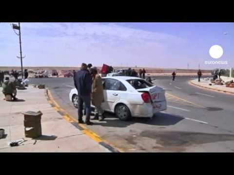 Gaddafi forces intensify onslaught on Libyan rebels
