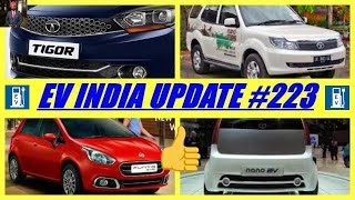 EV UPDATE-Don't buy fiat cars/tata tigor electric update/fiat stop production in india.