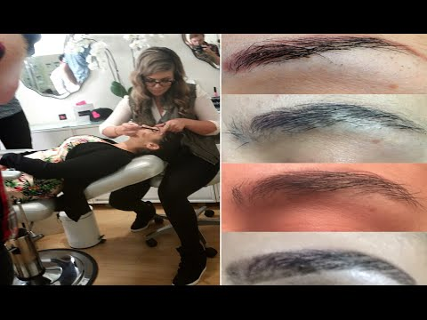 How to: Growing My Eyebrows     Kelley Baker Brows