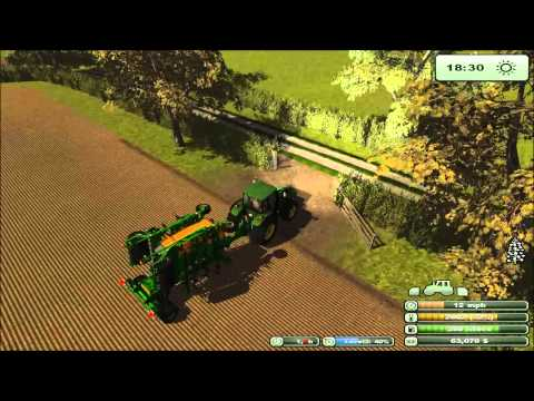 Farming Simulator 2013 Oak Farm i need the money pt1