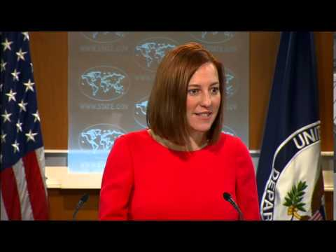 Daily Press Briefing: February 10, 2015